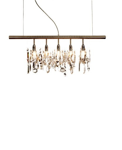 Buy online latest and high quality Orig. Cellula chandelier - 31 inches - 5 bulb from Anthologie Quartett | Modern Lighting + Decor