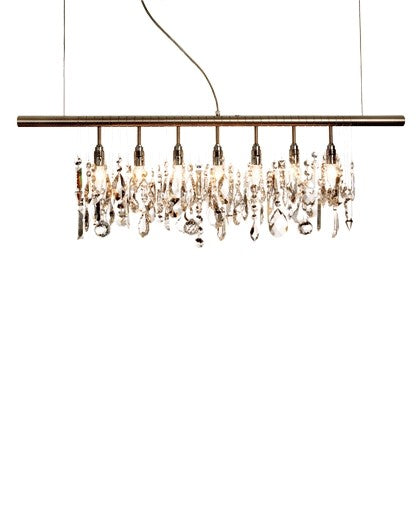 Cellula chandelier - 39 inches - 7 bulb by Anthologie Quartett from Anthologie Quartett | Modern Lighting + Decor