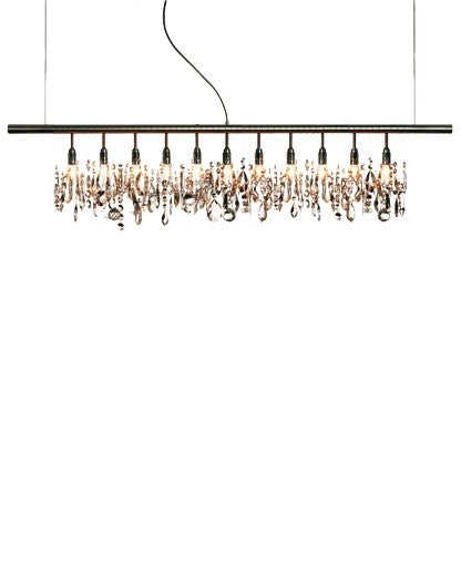Orig. Cellula chandelier - 55 inches - 11 bulb from Anthologie Quartett | Modern Lighting + Decor