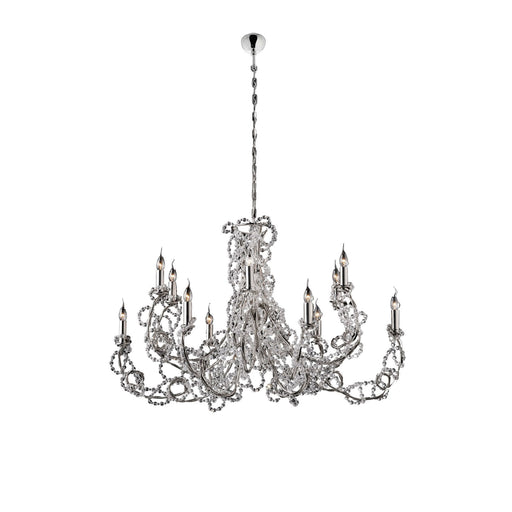 Buy online latest and high quality Coco 120 Chandelier - Oval from Brand Van Egmond | Modern Lighting + Decor