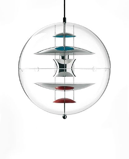 Buy online latest and high quality VP Globe Pendant Light from Verpan | Modern Lighting + Decor