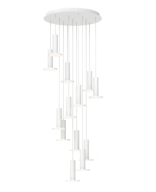 Cielo HB Chandelier 13 Light from Pablo Designs | Modern Lighting + Decor