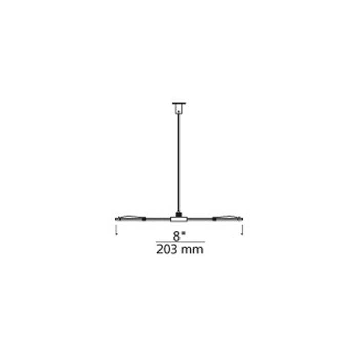 Buy online latest and high quality Kable Lite Adjustable Standoff from Tech Lighting | Modern Lighting + Decor