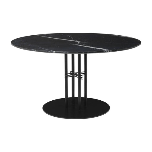 Buy online latest and high quality TS Column 130 Dining Table from Gubi | Modern Lighting + Decor
