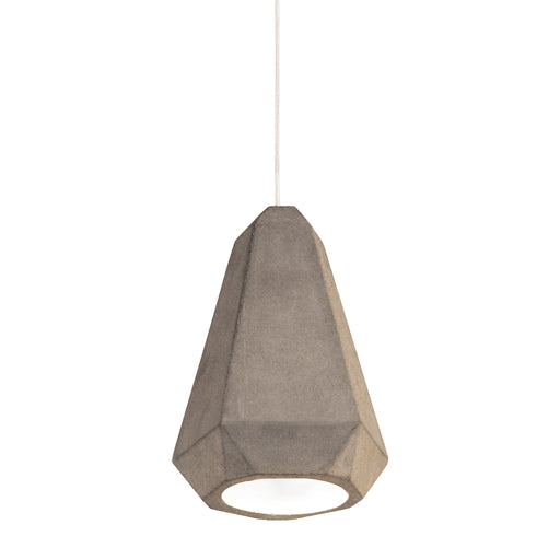 Portland Rough Cast Concrete Suspension | Modern Lighting + Decor