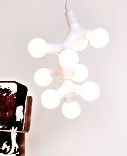 DNA Quattro Pendant Light from Next | Modern Lighting + Decor