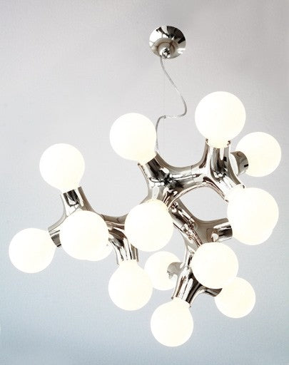 DNA XL Chandelier from Next | Modern Lighting + Decor