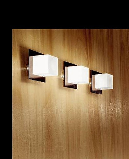 Cubic wall sconce 6410 from Linea Light | Modern Lighting + Decor