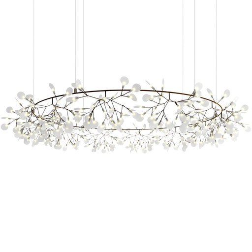 Heracleum The Big O Chandelier | Modern Lighting + Decor