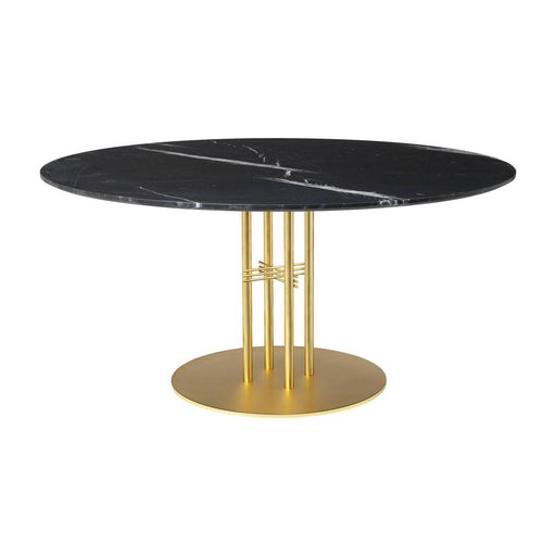 Buy online latest and high quality TS Column 150 Dining Table from Gubi | Modern Lighting + Decor