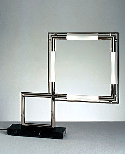 Quadro table lamp from Lumen Center Italia | Modern Lighting + Decor