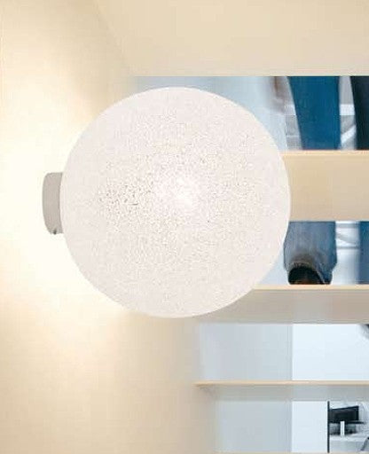 Iceglobe 21 wall/ceiling light from Lumen Center Italia | Modern Lighting + Decor