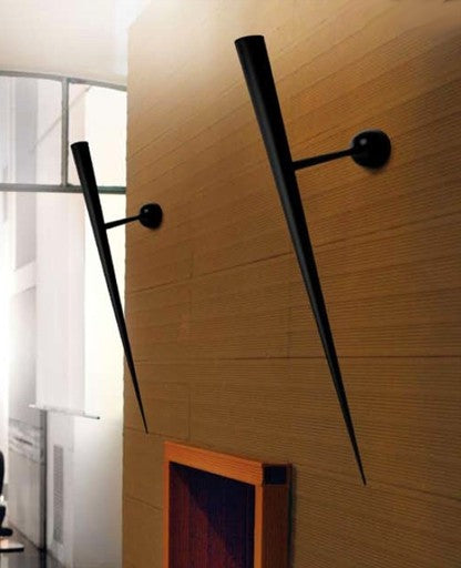 Trylon wall sconce from Lumen Center Italia | Modern Lighting + Decor