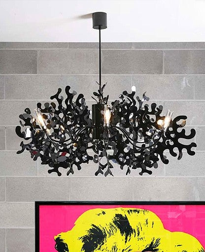 Coral  8 chandelier by Lumencenter Italia from Lumen Center Italia | Modern Lighting + Decor