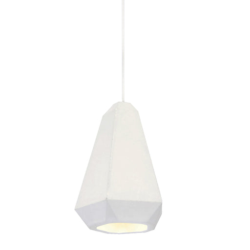 Portland Plaster Suspension | Modern Lighting + Decor