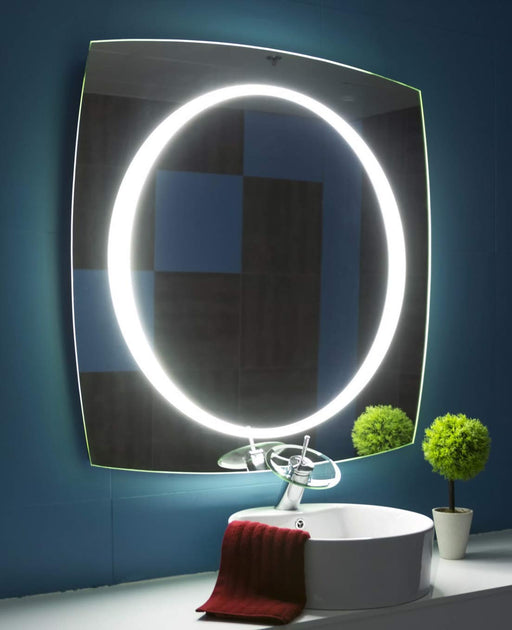 Buy online latest and high quality Lighted Mirror Halo 40 X 40 In from Paris Mirror | Modern Lighting + Decor