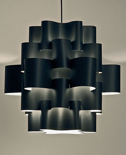 Buy online latest and high quality Black sun carbon pendant light from Karboxx | Modern Lighting + Decor