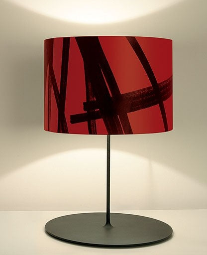 Half moon opera table lamp from Karboxx | Modern Lighting + Decor