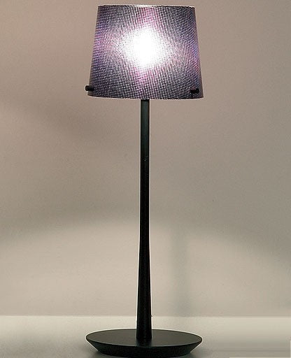 Lady Shade mini table lamp from Karboxx | Modern Lighting + Decor