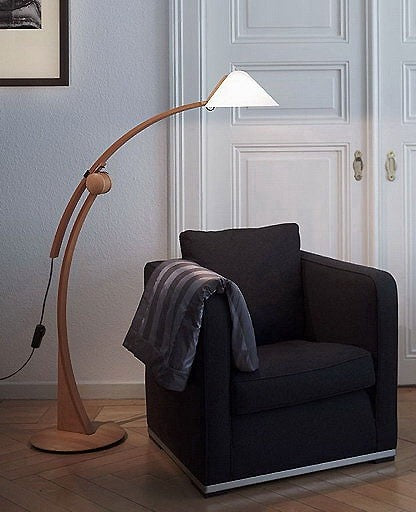 Pollo Floor Lamp from Domus | Modern Lighting + Decor