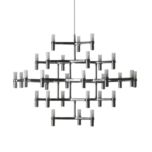 Crown Major Chandelier from Nemo Italianaluce | Modern Lighting + Decor
