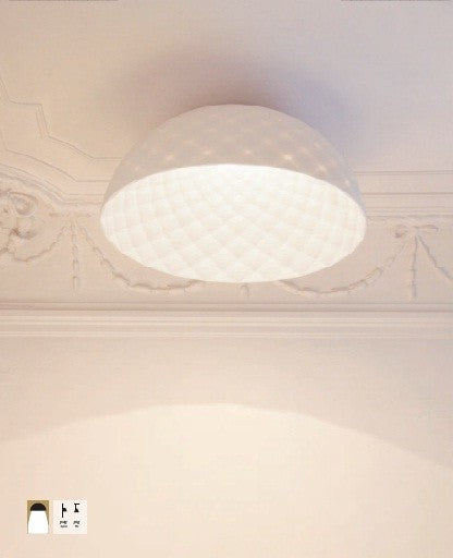 Capitone 5410 Ceiling Lamp from Alma Light | Modern Lighting + Decor