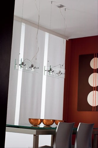Orbis hanging lamp 4610 from Linea Light | Modern Lighting + Decor
