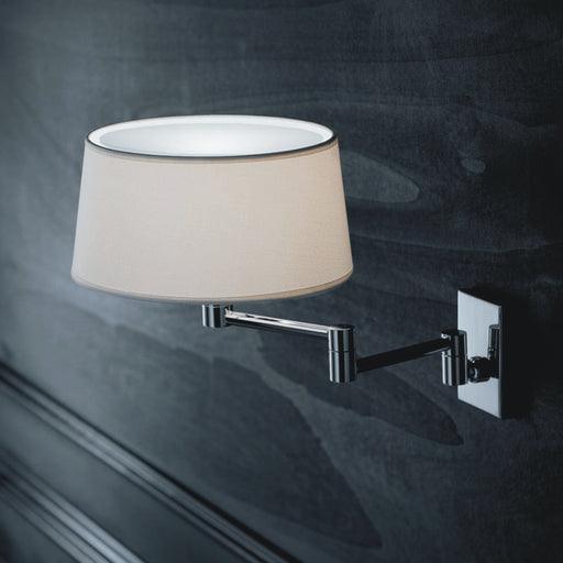 Buy online latest and high quality Classic Swing Arm Wall Sconce from Zaneen Design | Modern Lighting + Decor