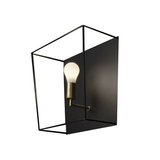 Ideatelaio Square 35/AP Wall Lamp from Vesoi | Modern Lighting + Decor