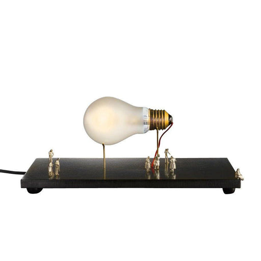 Buy online latest and high quality Monument for a Bulb Table Lamp from Ingo Maurer | Modern Lighting + Decor