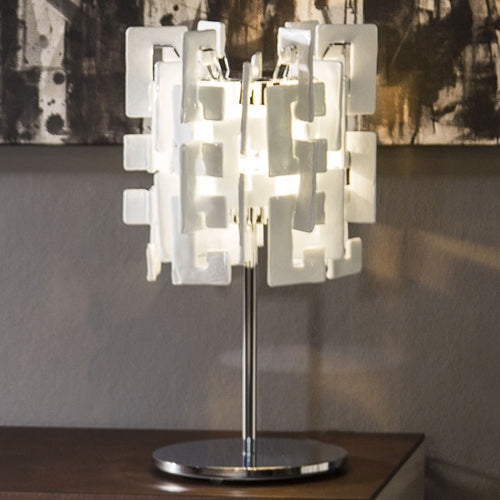 Charlie Large Table Lamp from Mazzega 1946 | Modern Lighting + Decor