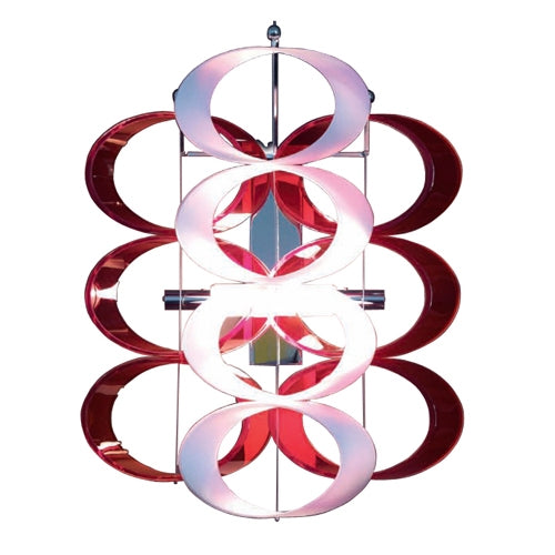 Disk Wall Light from Mazzega 1946 | Modern Lighting + Decor