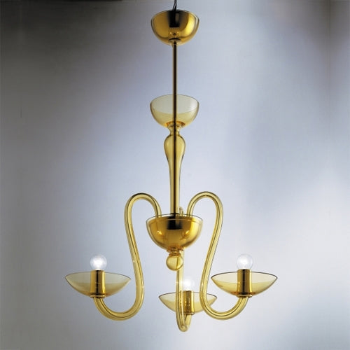 Buy online latest and high quality Menegario MENSOVBG03/MENSOVSM03 Chandelier from Mazzega 1946 | Modern Lighting + Decor