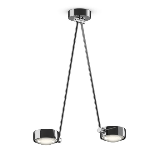 Buy online latest and high quality Sento Soffitto Due 60 Ceiling Light from Occhio | Modern Lighting + Decor