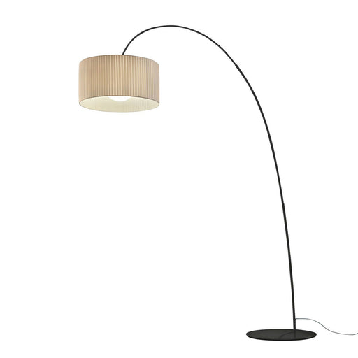 Fog TE A Plissé Floor Lamp from Morosini | Modern Lighting + Decor