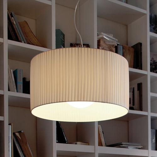 Buy online latest and high quality Fog SO Plissé Pendant Light from Morosini | Modern Lighting + Decor