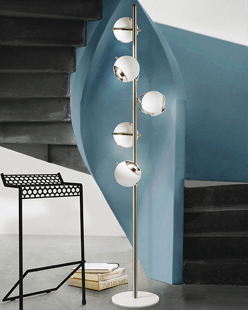 Scofield Floor Light from Delightfull | Modern Lighting + Decor