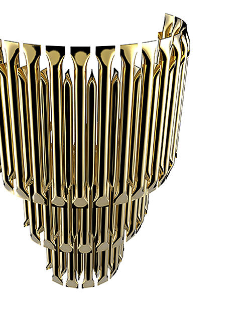 Matheny 3 Wall Sconce from Delightfull | Modern Lighting + Decor