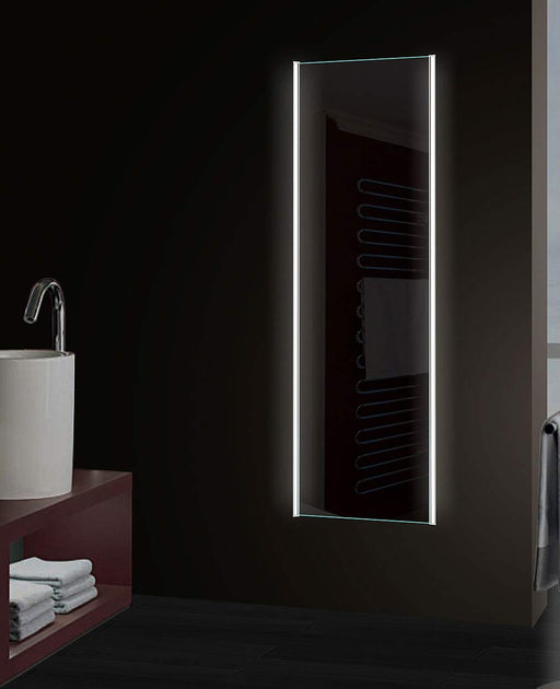 Buy online latest and high quality Verano Illuminated Dressing Mirror Slim 65 X 24 In from Paris Mirror | Modern Lighting + Decor