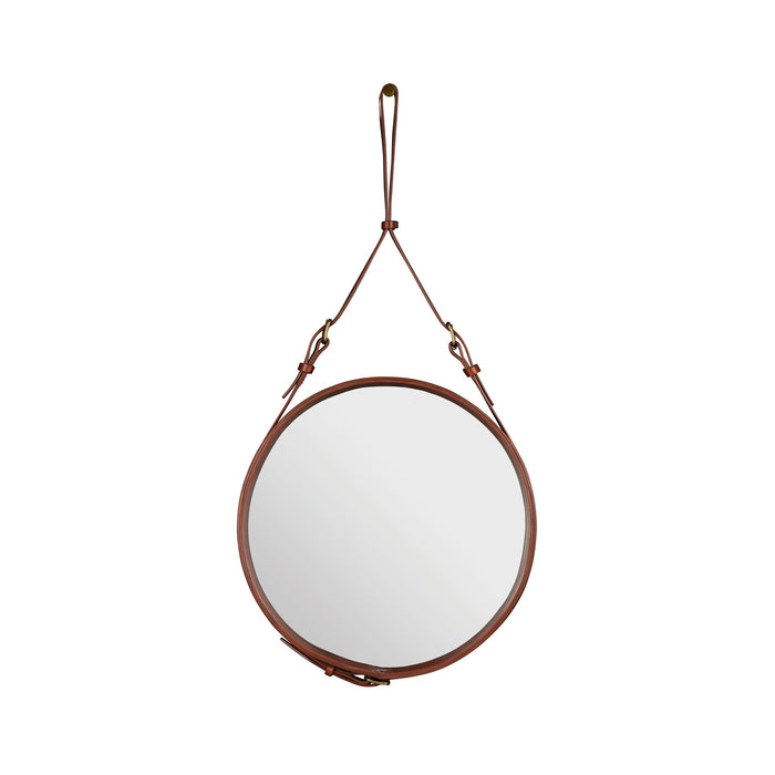 Buy online latest and high quality Adnet Circular Wall Mirror from Gubi | Modern Lighting + Decor