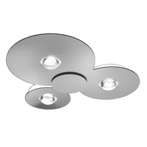 Bugia Triple Ceiling Light from Studio Italia Design | Modern Lighting + Decor