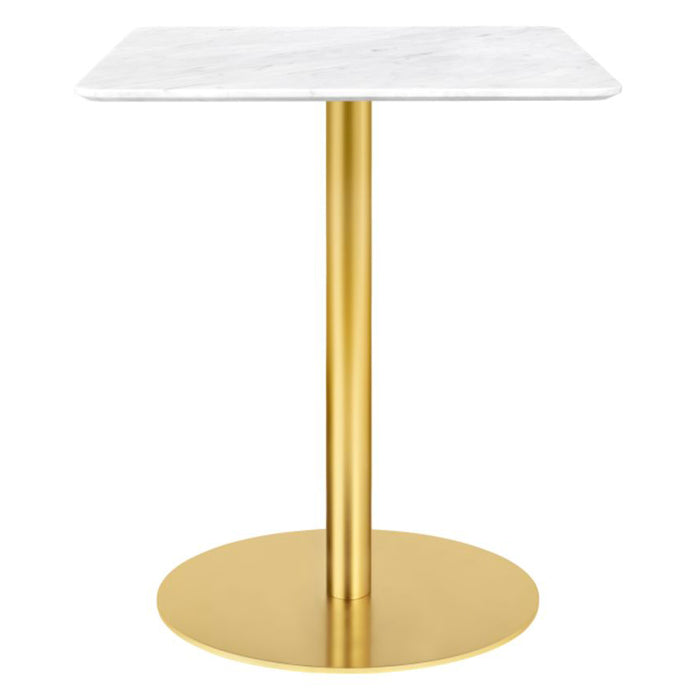 Buy online latest and high quality GUBI 1.0 60x60 Dining Table from Gubi | Modern Lighting + Decor