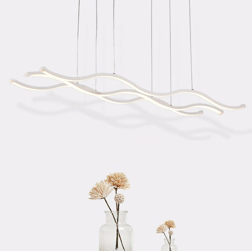 Buy online latest and high quality Agius Linear LED Pendant Light from Interior Deluxe | Modern Lighting + Decor