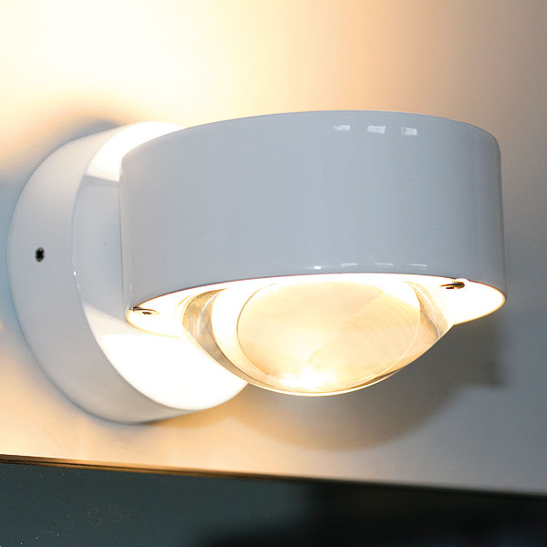 Puk Wall Light from Top Light | Modern Lighting + Decor