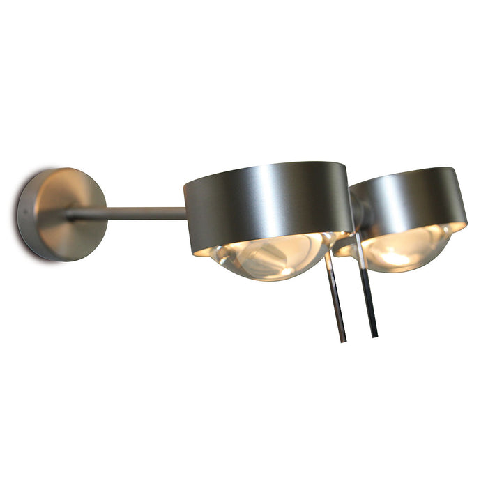 Buy online latest and high quality Puk Side Twin Wall/Ceiling Light 20 cm from Top Light | Modern Lighting + Decor