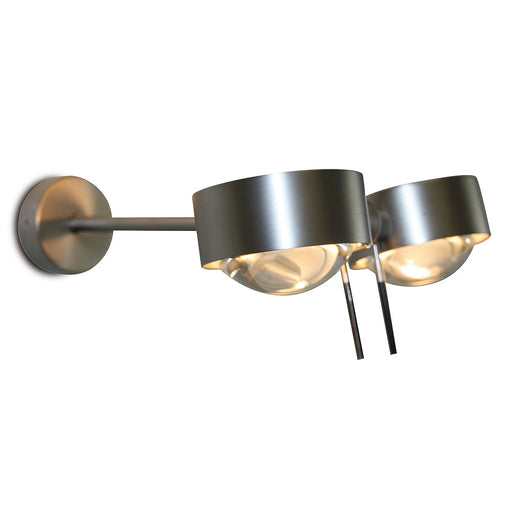 Puk Side Twin Wall/Ceiling Light 20 cm from Top Light | Modern Lighting + Decor