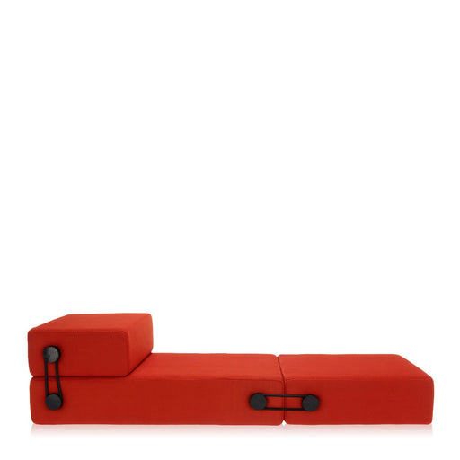 Trix Chaise from Kartell | Modern Lighting + Decor