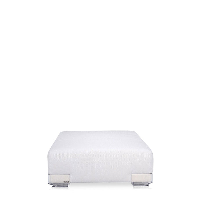 Buy online latest and high quality Plastics Duo Ottoman Chair from Kartell | Modern Lighting + Decor