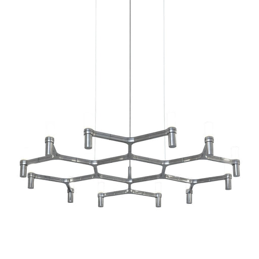 Crown Plana Minor Chandelier from Nemo Italianaluce | Modern Lighting + Decor