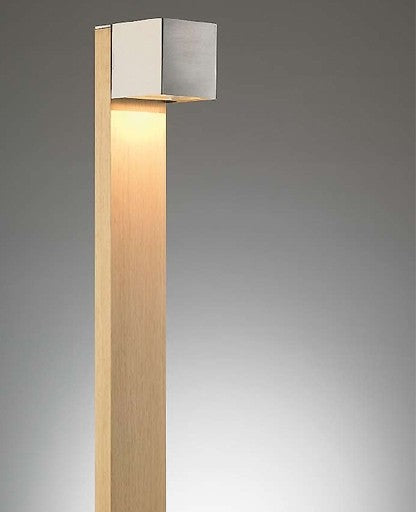 Loop outdoor bollard from OneLED by F-Sign | Modern Lighting + Decor